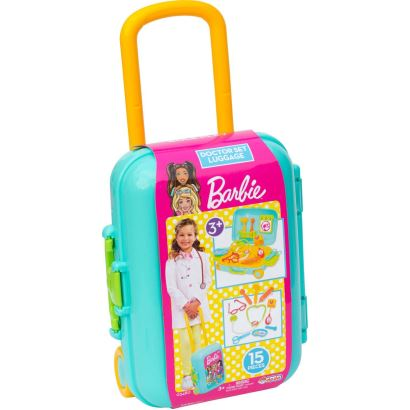 Barbie Doktor Set Bavulum