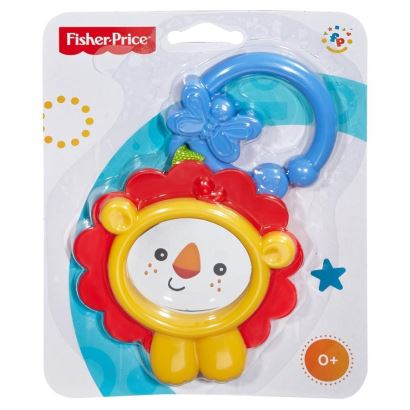 Fisher Price Aslan Dişlik