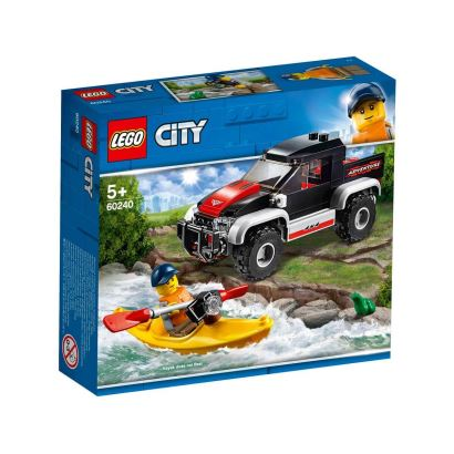 LEGO® City Kano Macerası