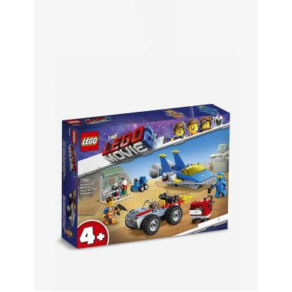 LEGO® movie 2 Emmet&Benny'S Buıld And Fıx Workshop
