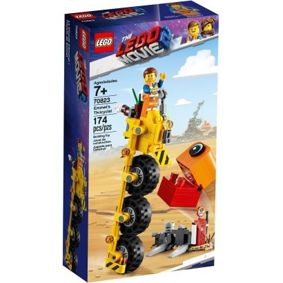 LEGO® movie 2 Emmet'S Thrıcyle