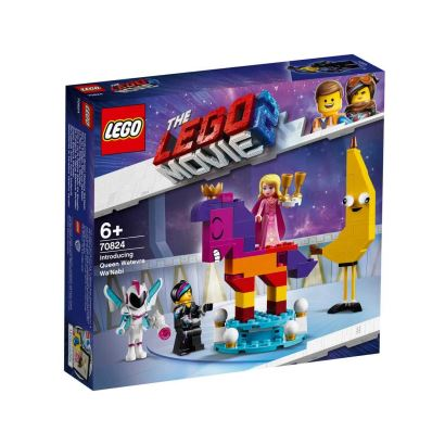 LEGO® movie 2 Introducıng Queen Watevra Wa Nabı