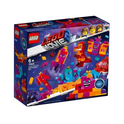 LEGO® movie 2 Queen Wetevra'S Buıld Whatever Box