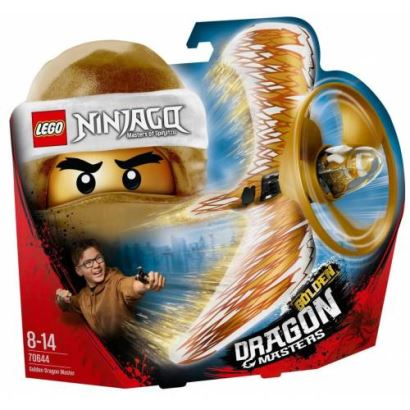 LEGO® Ninjago Golden Dragon Master