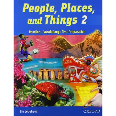 People, Places, And Things -2 Readıng