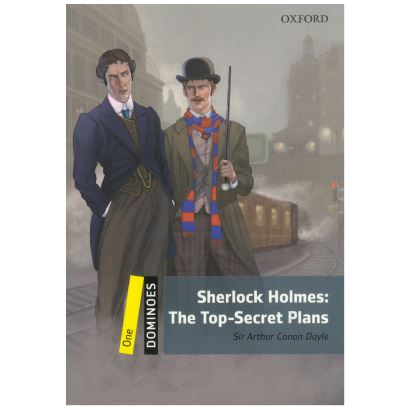 Sherlock Holmes The Top Secret Plans Domınoes Level 1