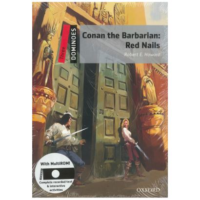 Conan The Barbarıan Red Naıls Pack Domınoes Level 3