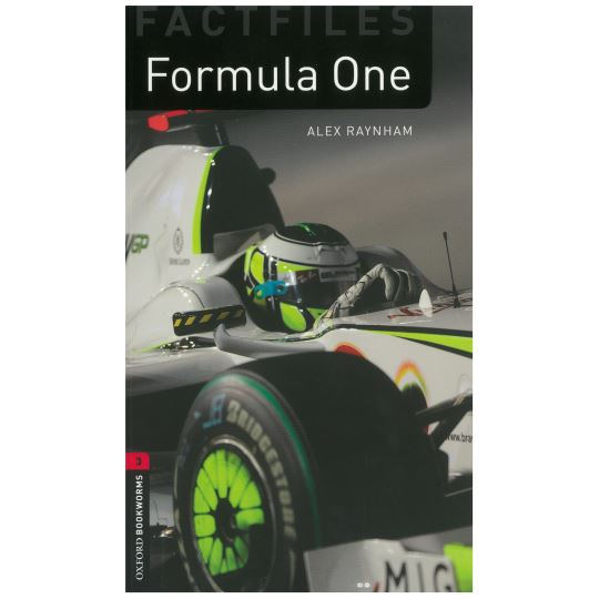 Formula One Factfıle Bookworms Stage 3 0