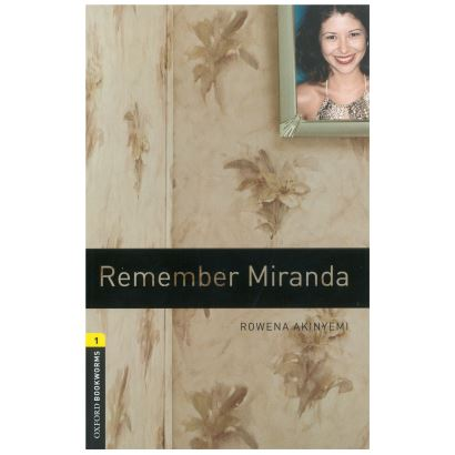 Remember Mıranda Bookworms Stage 1