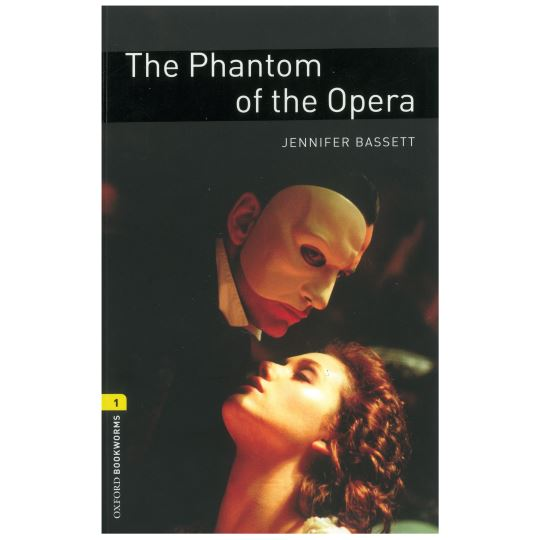 The Phantom Of The Opera Bookworms Stage 1