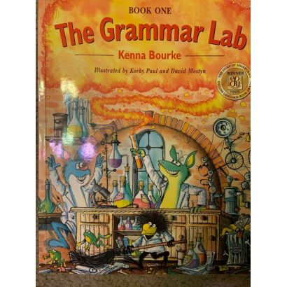 The  Grammar Lap  Book One 0