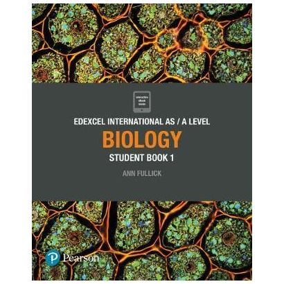 EDEXCEL INTERNATIONAL AS/A LEVEL BIOLOGY 1