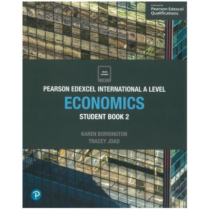 Edexcel Ial Ecenomıcs Sb Level As /A Book 2