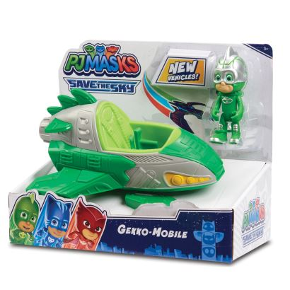 Pjmasks Save the Sky Araçlar Kertenkele