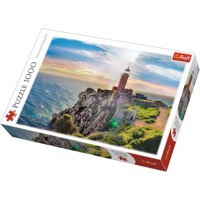 Trefl The Melagavi Lighthouse 1000 Parça Puzzle